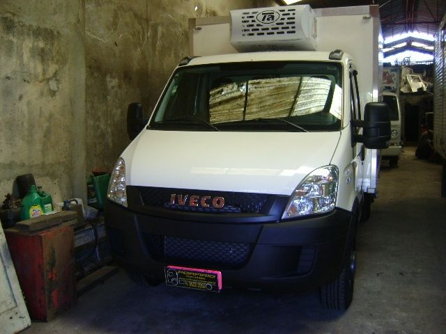 Iveco em Joinville - Iveco 35s14
